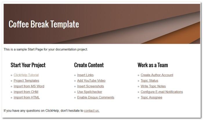 6 Tips For Online Documentation Design | Technical Writing Blog