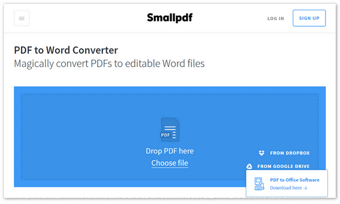 How to convert pdf to word technical writing blog smallpdf ui stopboris Image collections