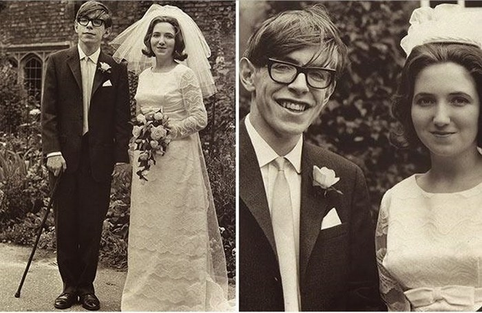 Married Stephen Hawking