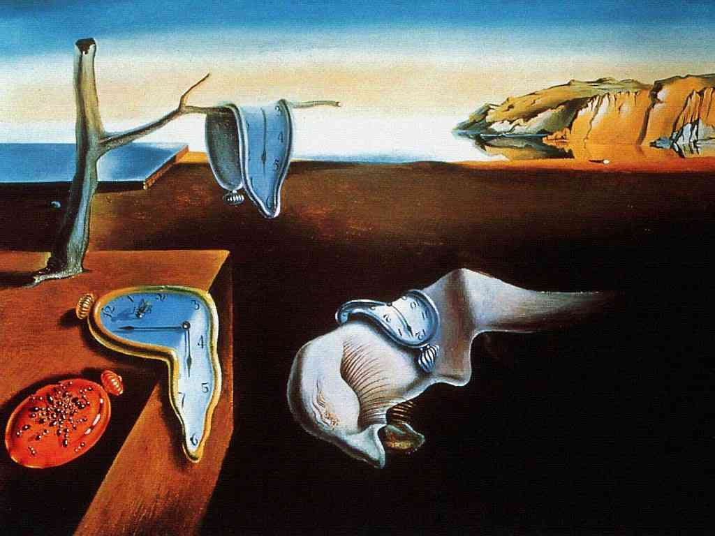 Salvadore Dali - Persistence of Time